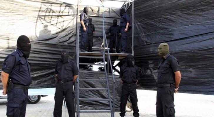 حماس تعدم ثلاثة فلسطينيين مدانين في غزة