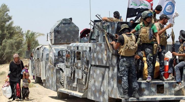 أطفال الفلوجة .. ضحية داعش والحرب عليه