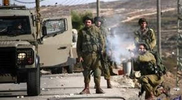 اصابة شاب فلسطيني بجروح برصاص الاحتلال في غزة