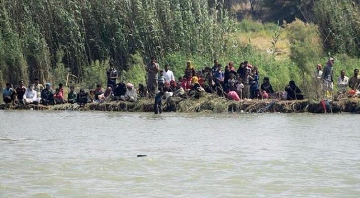 الأمم المتحدة: نحو 50 ألف عراقي عالقون في الفلوجة