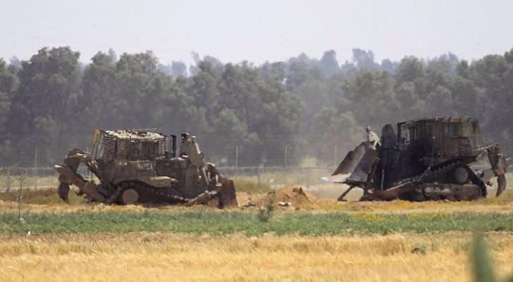 الاحتلال يتوغل جنوبي قطاع غزة