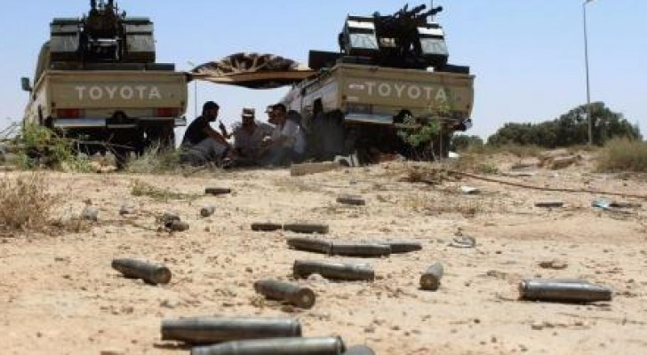 القوات الليبية تعلن سيطرتها على ميناء سرت