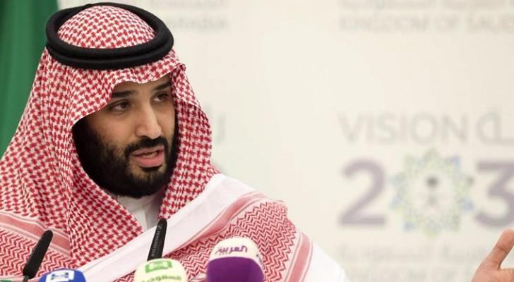 ولي ولي العهد السعودي يغادر إلى أمريكا
