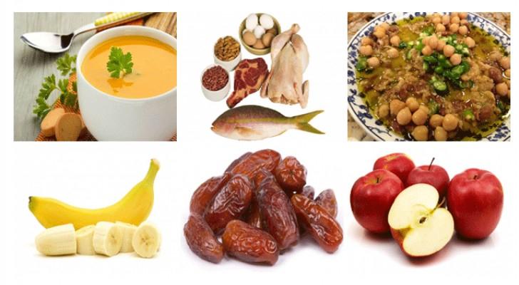 تعرف على الأطعمة التي تحارب الجوع والعطش في رمضان .. صور