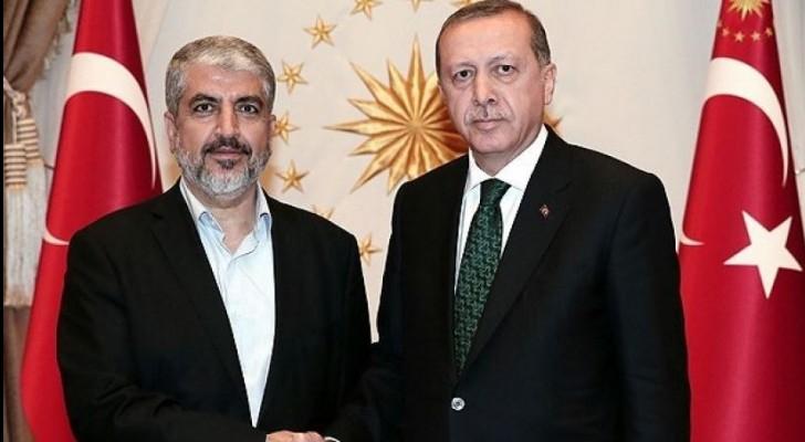 حماس: زيارتنا لتركيا للتشاور وأكدنا على مطالب شعبنا