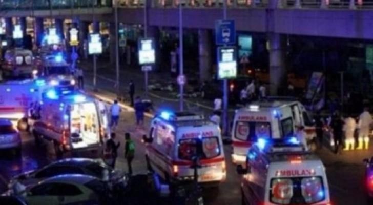 """الهجوم على مطار """" أتاتورك """" .. تفاصيل مروعة"""