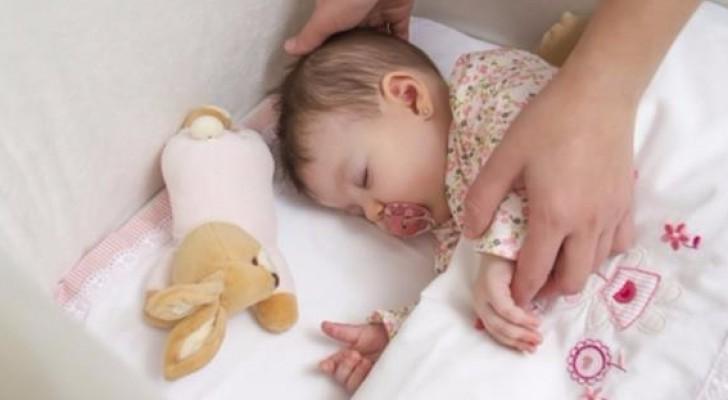 للأمهات .. إحذري من أن ينام الرضيع عارياً في الصيف