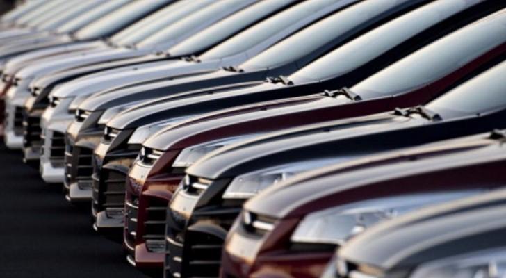 تراجع مبيعات السيارات في الولايات المتحدة