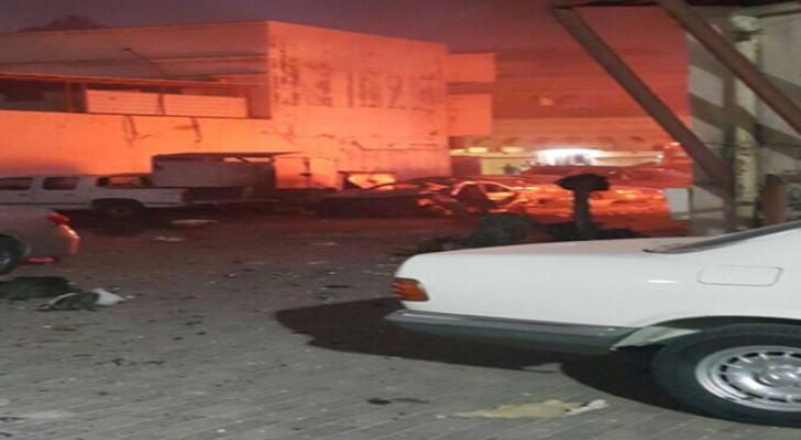 السعودية: 3 تفجيرات انتحارية قرب الحرم النبوي وبالقطيف .. فيديو وصور