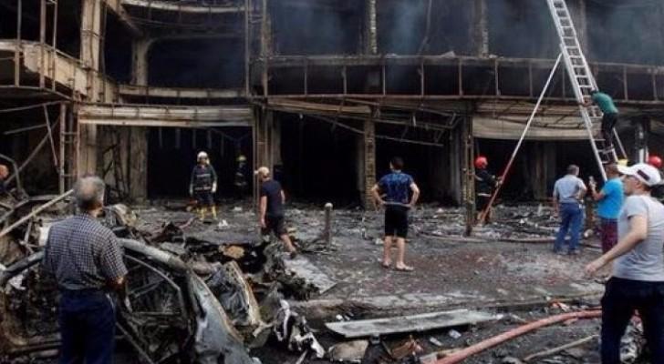 ارتفاع عدد قتلى تفجير الكرادة إلى 292