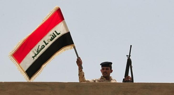 """الجيش العراقي يستعيد قاعدة """"القيارة"""" من قبضة داعش"""