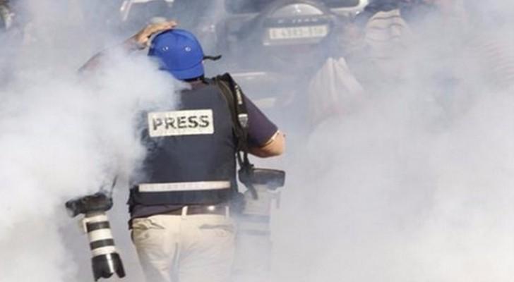 تصاعد ملحوظ لانتهاك الاحتلال بحق الصحفيين خلال 6 شهور