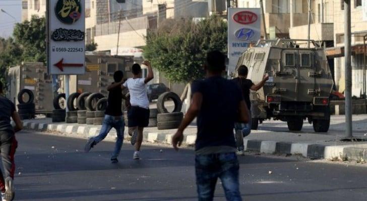 استشهاد طفل برصاص الاحتلال شمال القدس