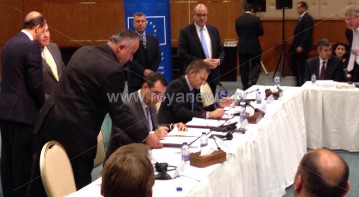 90 مليون يورو من الاتحاد الأوروبي لدعم الأردن..تفاصيل