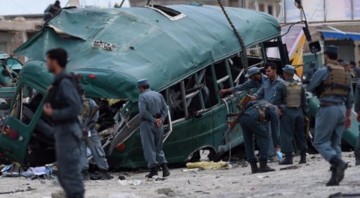 داعش الإرهابي يتبنى هجوم كابول