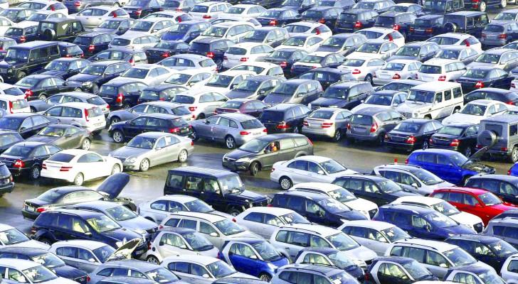 وزارة المالية: التخليص على السيارات في حرة الزرقاء يسير كالمعتاد