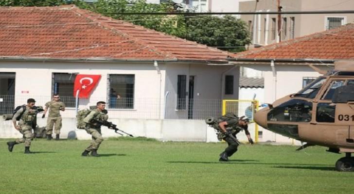 الجيش التركي: 8651 عسكريا نفذوا الانقلاب الفاشل