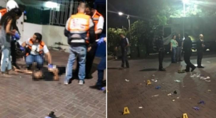 مقتل فلسطيني من الـ 48 برصاص شرطة إسرائيل في تل أبيب