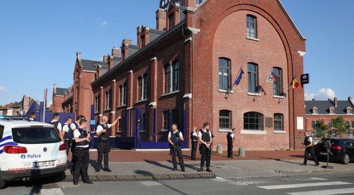 بلجيكا : منفذ هجوم الساطور لا صله له بالارهاب