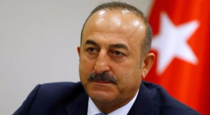 """أوغلو: تركيا تبني """"آلية قوية"""" مع روسيا بشأن سوريا"""