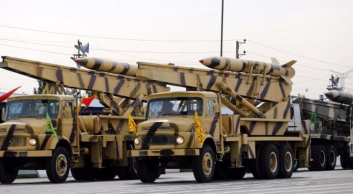 لأول مرة.. إيران تعرض صور منظومة دفاع صاروخي جديدة