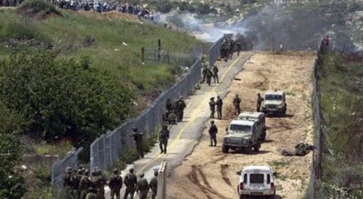 تحركات اسرائيلية على الحدود مع لبنان