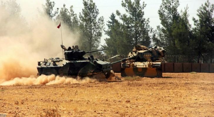 دمشق: دخول الدبابات التركية خرق سافر لسيادة سوريا