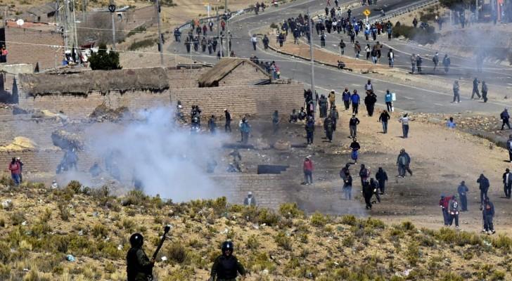 عمال مناجم يقتلون نائب وزير داخلية بوليفيا