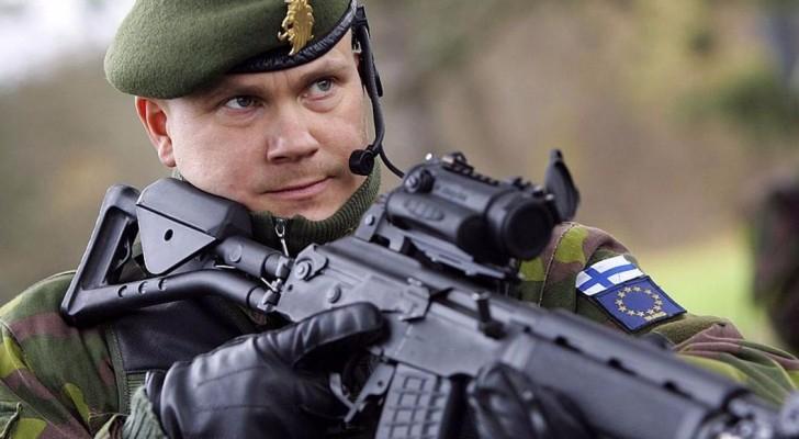 دعوة لإنشاء جيش أوروبي موحد