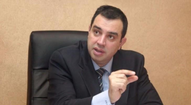 وزيرُ التخطيط ِوالتعاونِ الدوليِ المهندس عماد الفاخوري