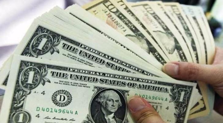 الدولار عند أعلى مستوياته بـ3 أسابيع