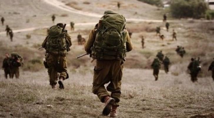 الاحتلال الاسرائيلي يبدأ بفرض اجراءات عسكرية على حدود لبنان