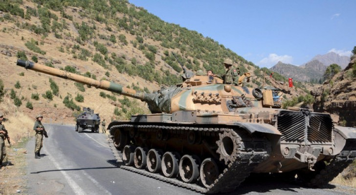 الجيش التركي يعلن طرد داعش من 3 بلدات سورية