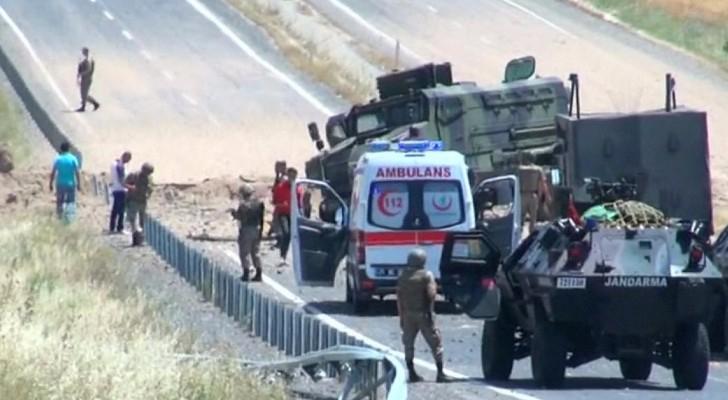 مقتل 8 جنود أتراك باشتباكات شرقي تركيا
