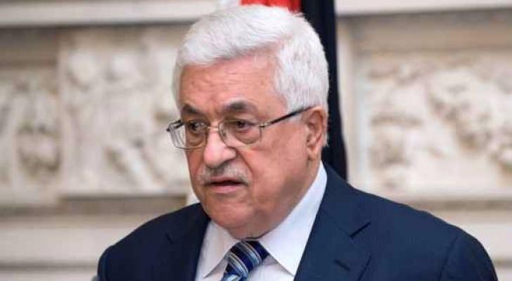 """بالفيديو: عباس يحذّر عواصم """" لم يسمها """" من التدخل في القرار الفلسطيني"""