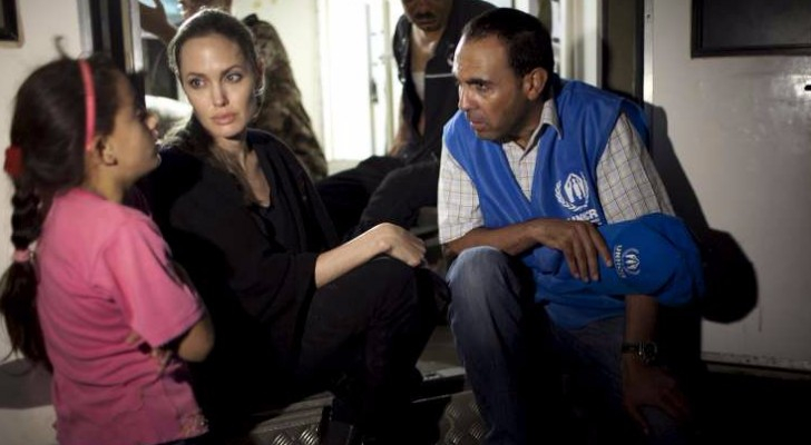 أنجلينا جولي: الأزمة السورية طال أمدها