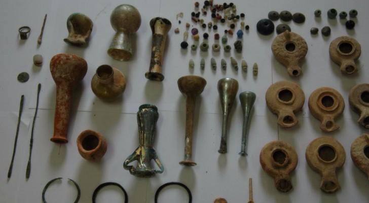 كشف ملابسات سرقة مكتب الآثار العامة في جبل عمان