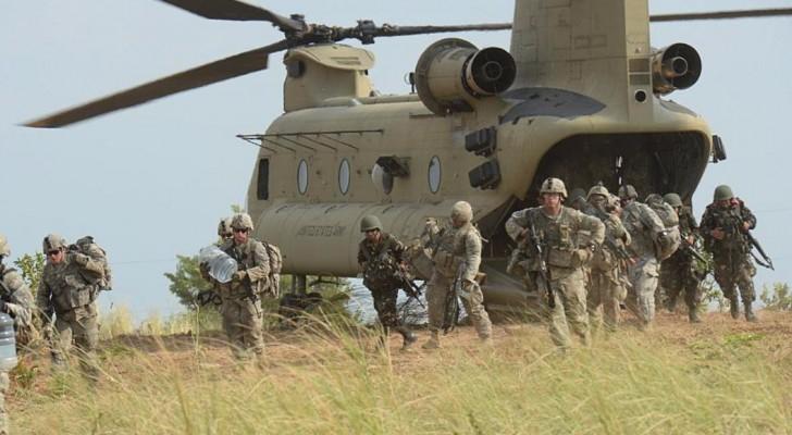 رئيس الفلبين: حان وقت خروج القوات الأميركية من بلادنا