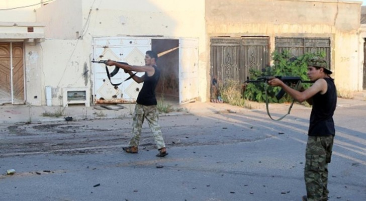 اختطاف إيطاليين اثنين وكندي في ليبيا