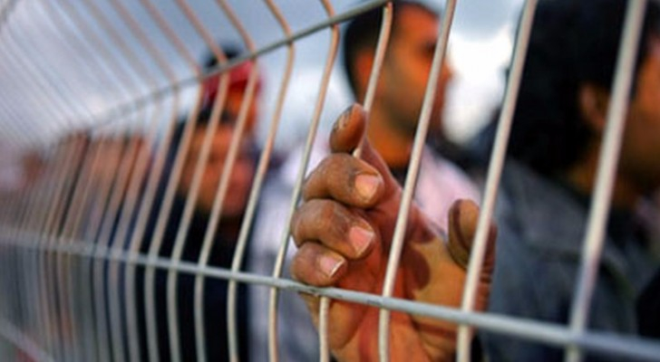 استشهاد فلسطيني في سجون الاحتلال الاسرائيلي