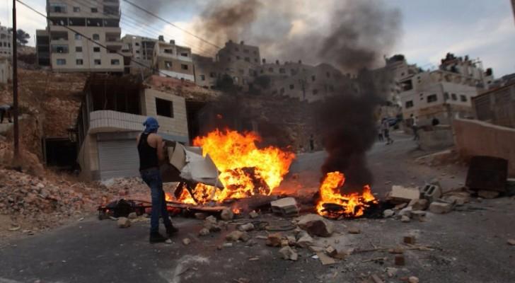 مواجهات سابقة بين الفلسطينيين وقوات الإحتلال