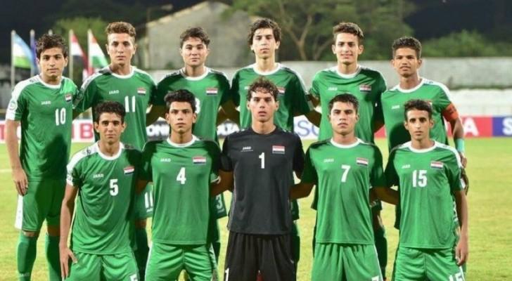 منتخب العراق لكرة القدم للناشئين تحت 16 عامًا
