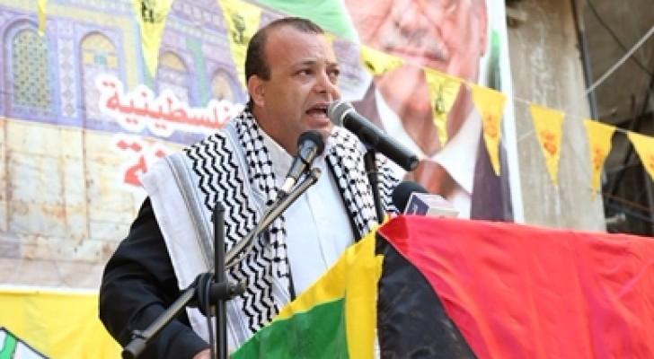 المتحدث باسم حركة فتح أسامة القواسمي