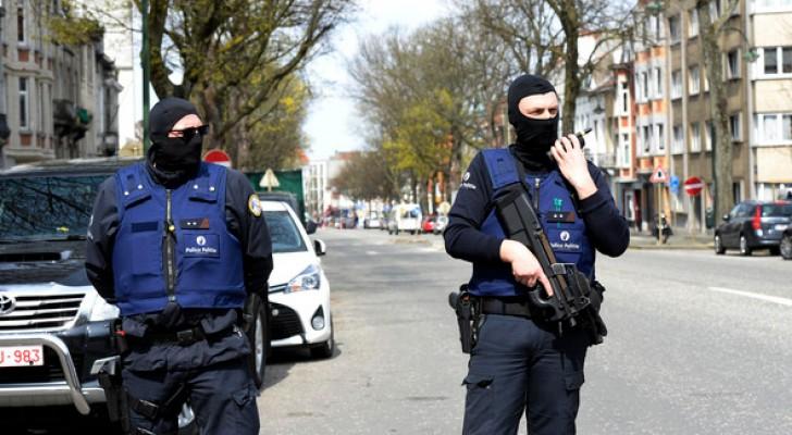 عناصر من الشرطة البلجيكية - أرشيفية