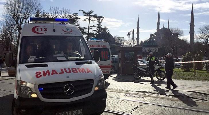 انتحاريان يفجران سيارتهما في أنقرة