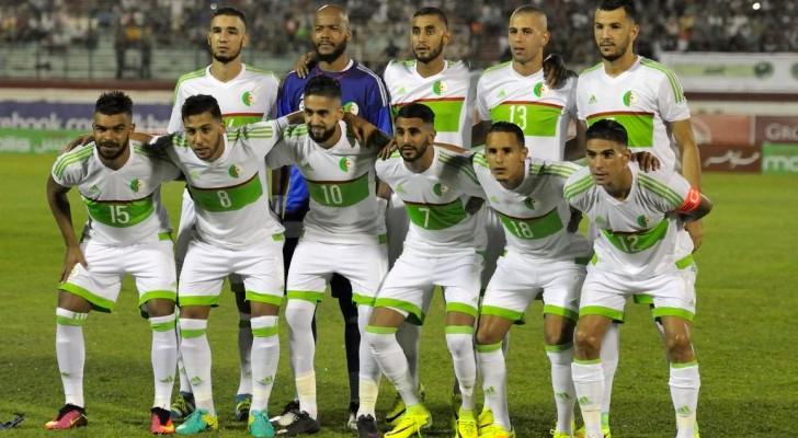 منتخب الجزائر سجل أولا لكنه لم يحافظ على التقدم