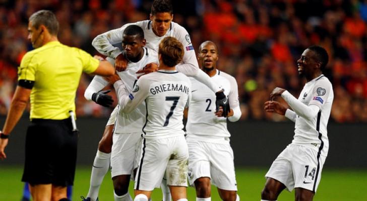 فرنسا حققت فوزها الثاني