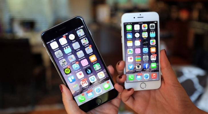 أجهزة هواتف آي فون