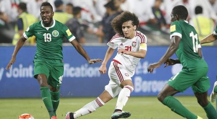 السعودية تنفرد بصدارة مجموعتها بع فوزها على الامارات