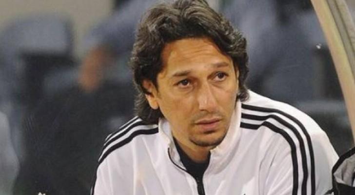 مدرب المنتخب الوطني لكرة القدم عبدالله ابو زمع
